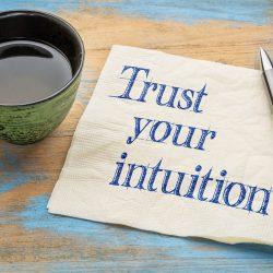 business coaching trust your gut