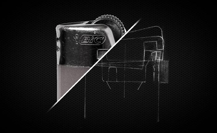 BIC Lighter design