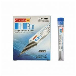 Camlin Klick Lead 0.5mm (Hb 10) 10 tubes