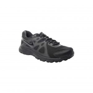 Nike Revolution 2 Black School Shoes with Laces