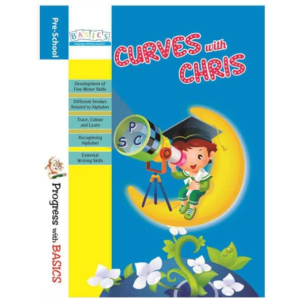 Curves with Chris Pattern Book - Basics Pucblication - Skool Store