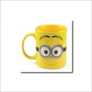 Cute Minion Coffee Mug