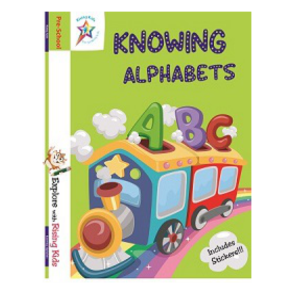 Knowing Alphabet ABC- Rising kids