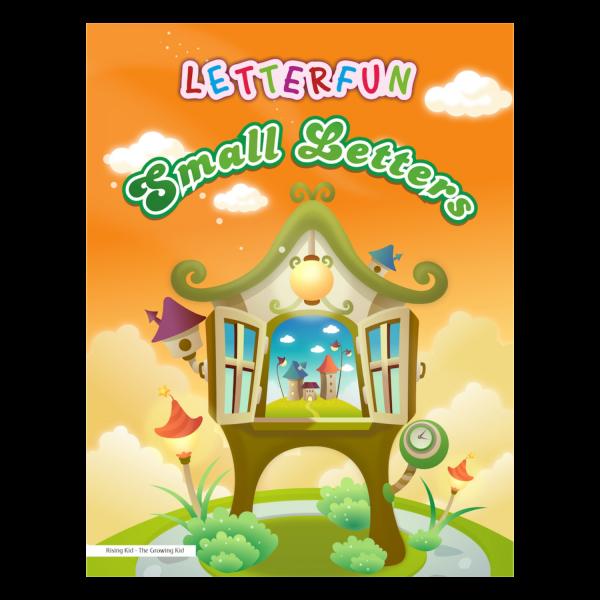 Letterfun Small Letter Alphabet - Rising kids