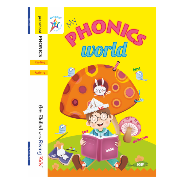My Phonics World Book -Rising Kids