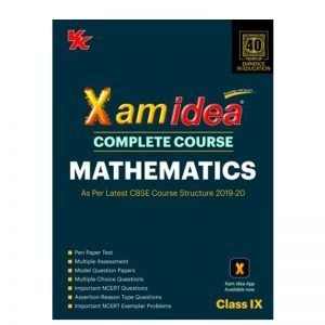 Xam Idea Complete Course Mathematics Class 9th (2019-20)
