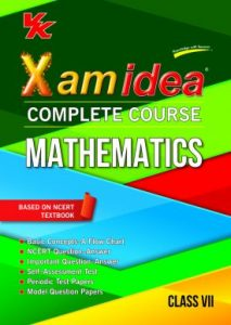 Xam idea Mathematics Class 7th (2019-20)