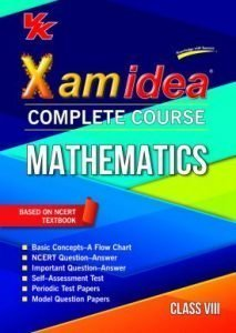 Xam idea Mathematics Class 8th (2019-20)