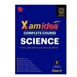 Xam Idea Science Class 10th 2019-20