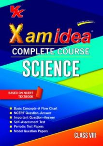 Xam idea Science Class 8th (2019-20)