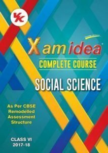 Xam idea Social Science Class 6th (2019-20)