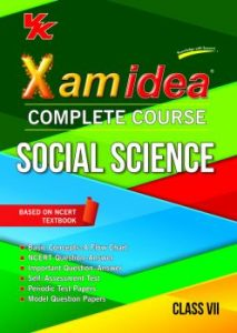Xam idea Social Science Class 8th (2019-20)