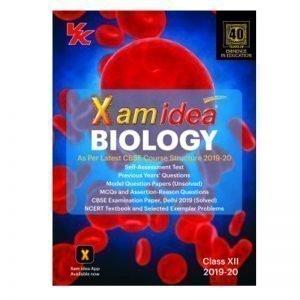 Xam Idea Biology Class 12th (2019-20)