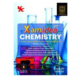 Xam Idea Chemistry Class12 (2019-20)