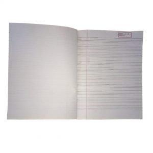 Interleaf Four Line Notebooks