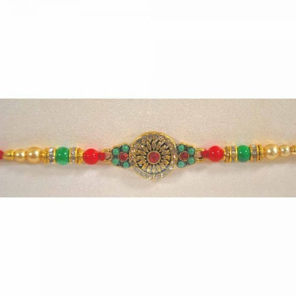 Beautiful Rakhi Set for your Brother (Pack of 6)