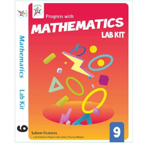 Mathematics Lab Manual Class 9th – Rising Kids - Skool Store
