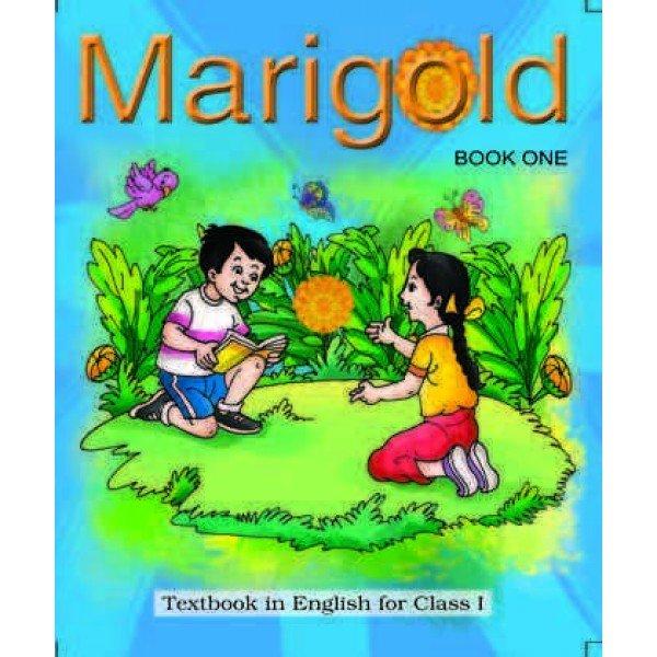 Marigold Book Class 1st NCERT
