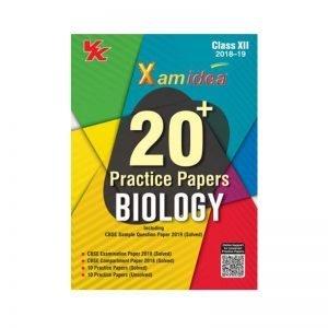 Xam idea 20+ Practice Paper Biology Class 12th (2019-20)