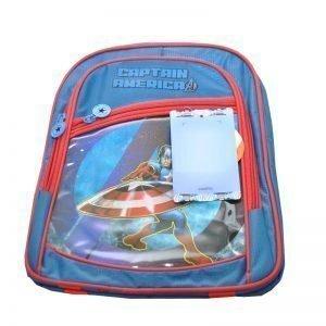Captain America School Bag Skool store