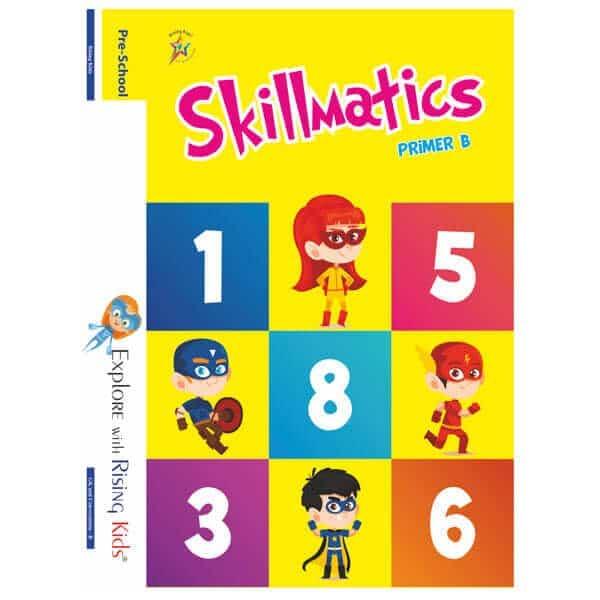 Skillmatics Primer – B – Rising Kids -Skool store