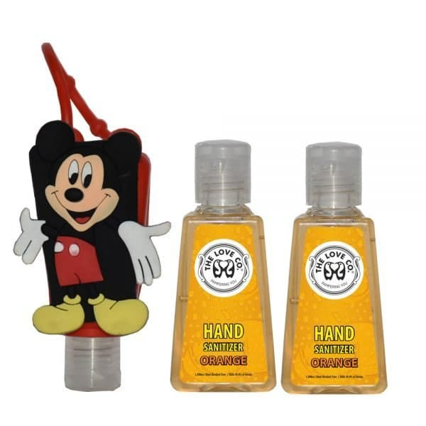 Mickey Mouse And Orange Pack of 2