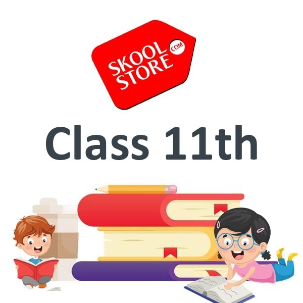 11th Class NCERT Book Set Skool Store