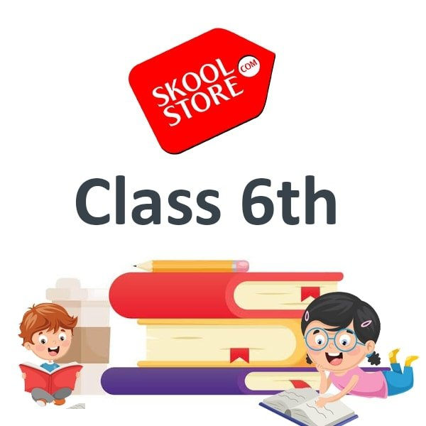 6th Class NCERT Book Set Skool Store