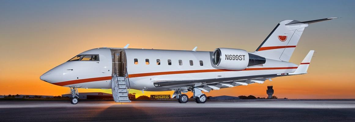 Aircraft - Challenger 605