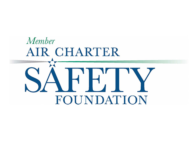 Air Charter Safety Foundation Certificate
