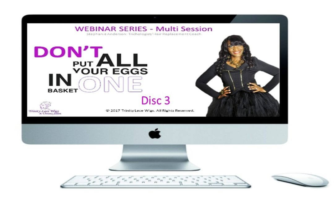How to Create Multiple Income Sources – Webinar Series (Disc 3)