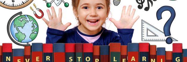 La educación y los niños