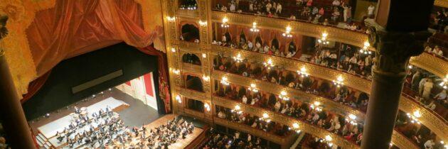 Una estrella de la ópera