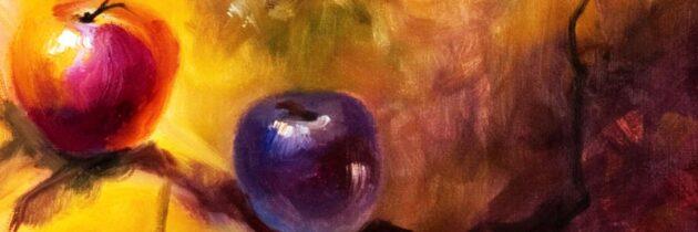 Merecido reconocimiento a la pintora Martha Chapa
