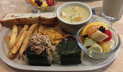 【高雄】早午餐・日光城市