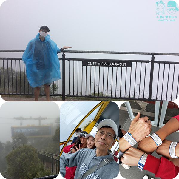 圖片-藍山雲霧繚繞