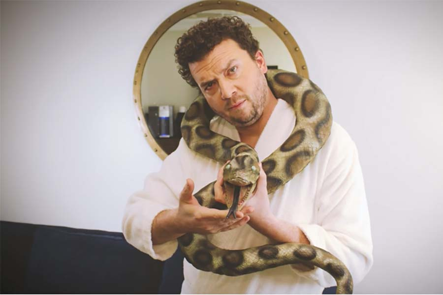 Danny McBride Fathers Day