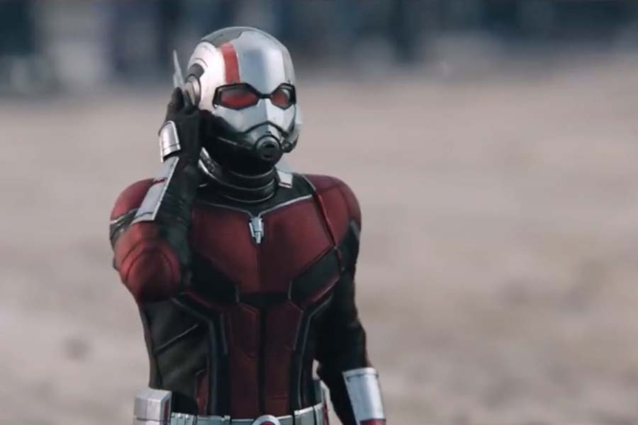 "ANT-MAN 2: ANT-MAN AND THE WASP ""Antonio Banderas"" Trailer"