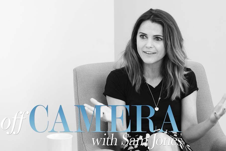 Kerri Russell - The Off Camera Show with Sam Jones