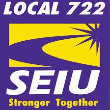 seiu722 logo