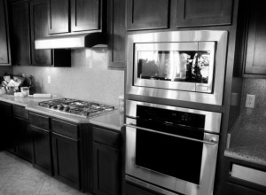 When your oven is clean, your entire kitchen will look better.