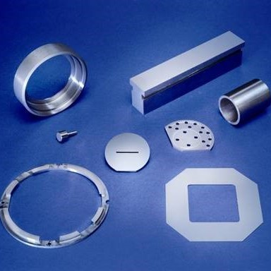 Precision Machined Parts by Lattice Materials