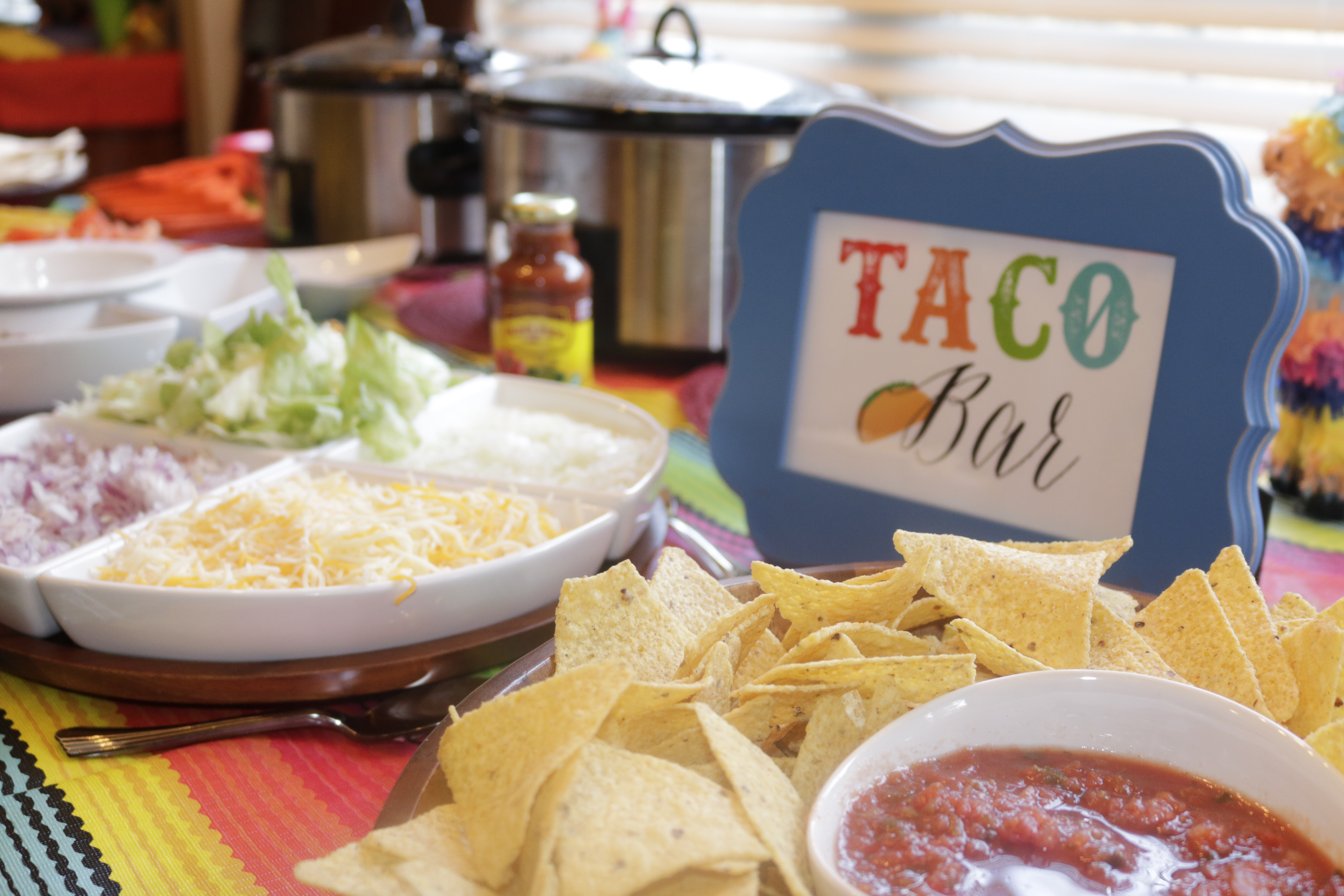 Let's Taco 'Bout A Baby: Gender Reveal