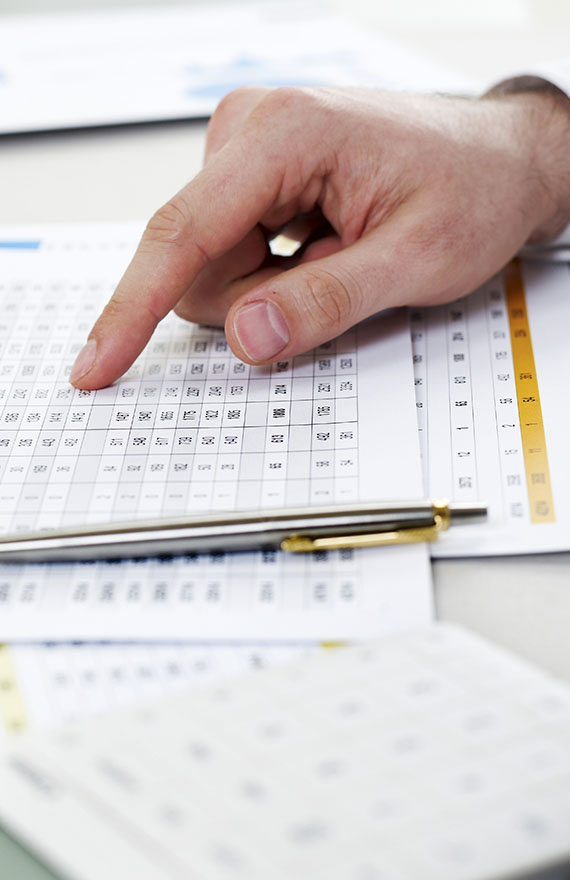 Abacus CPAs - Audit Number Checking