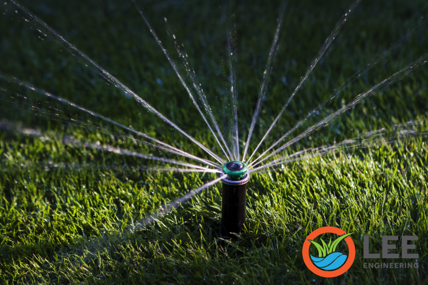 irrigation sprinkler repair Dallas Fort Worth Arlington
