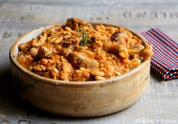 Recipe Friday: Cassoulet