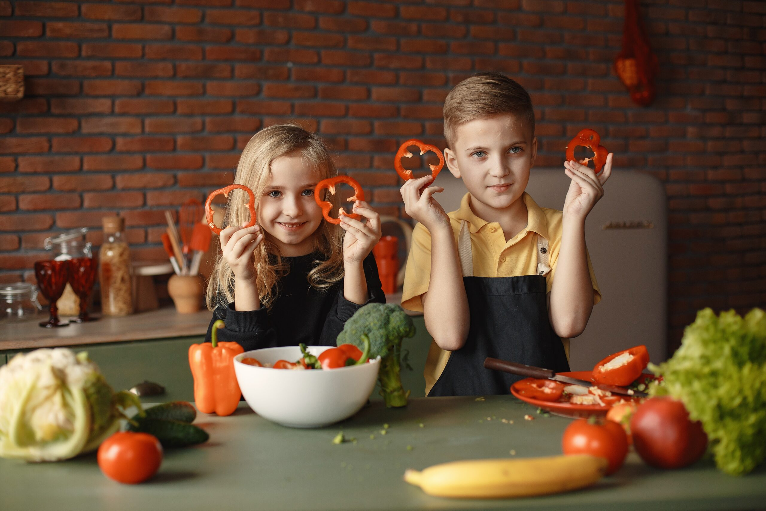 """Turning Picky eaters into """"Participating"""" healthy eaters"""