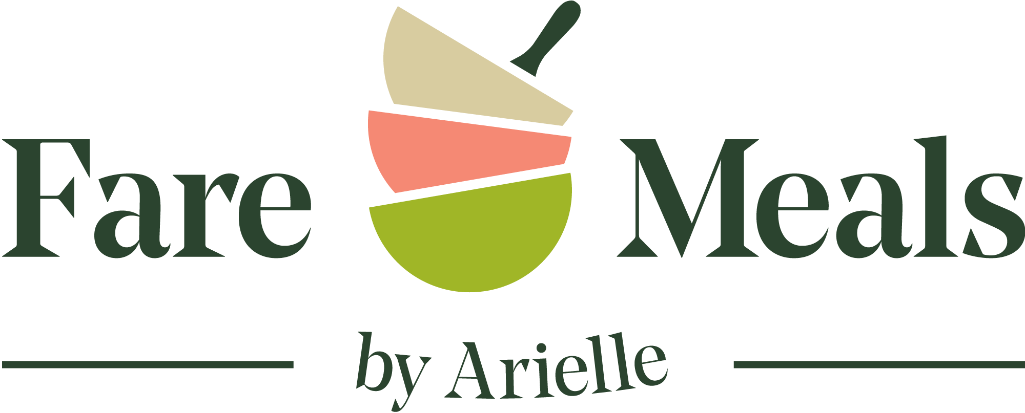 Fare Meals by Arielle