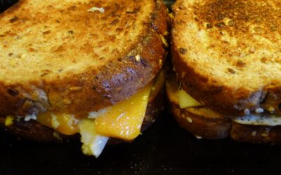 Build-a-Grilled Cheese