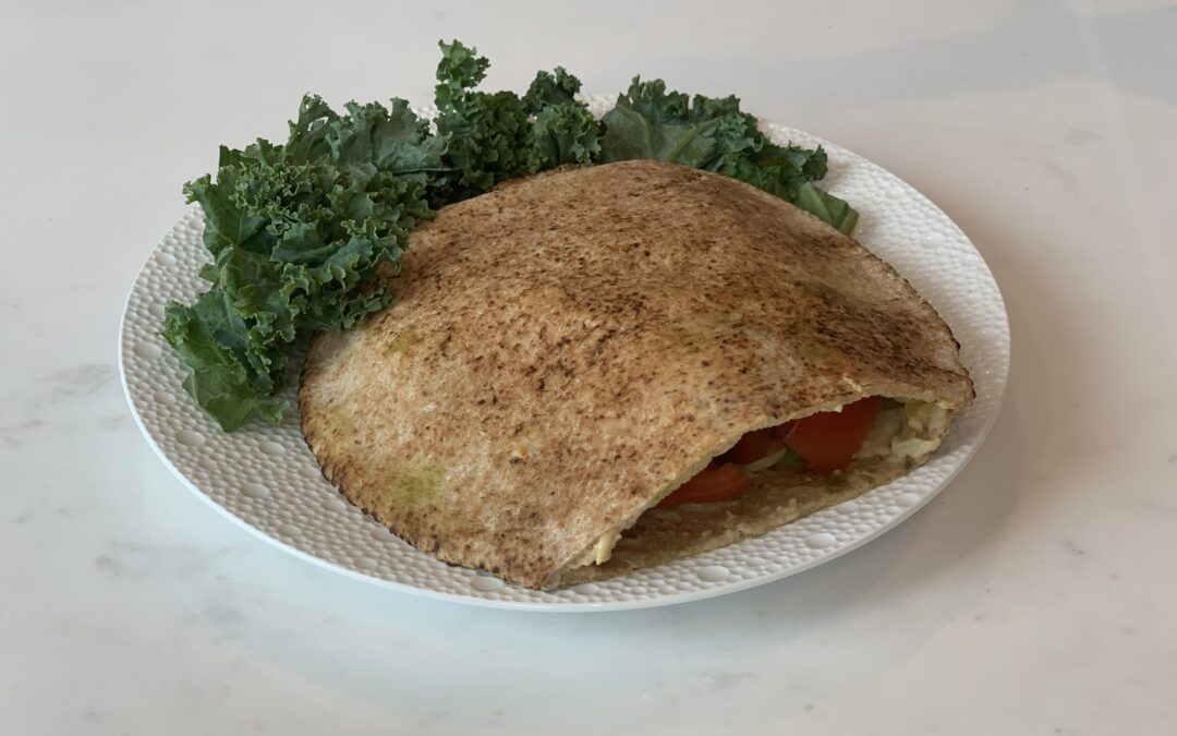 Pita-Pocket Sandwich
